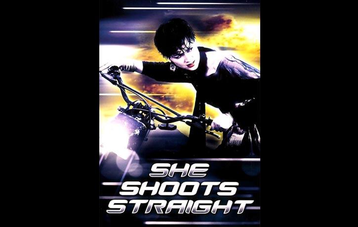 She Shoots Straight aka Lethal Lady