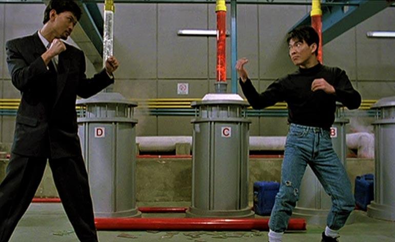 Top 10 Yuen Biao Movie Fight Scenes - Kung Fu Kingdom