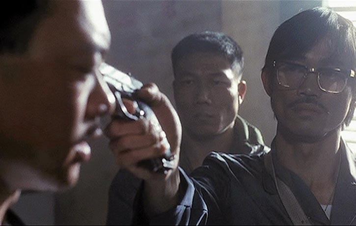Yuen Wah is chilling as the villain