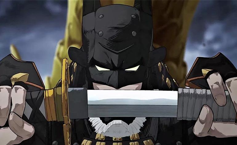 Batman Ninja Kung Fu Kingdom 770x472