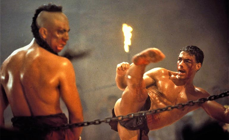 Jean-Claude Van Damme-A-Thon Ticket Competition! - Kung Fu Kingdom