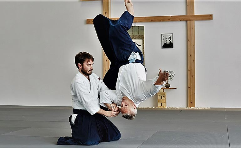 Martial Art of the Month: Aikido