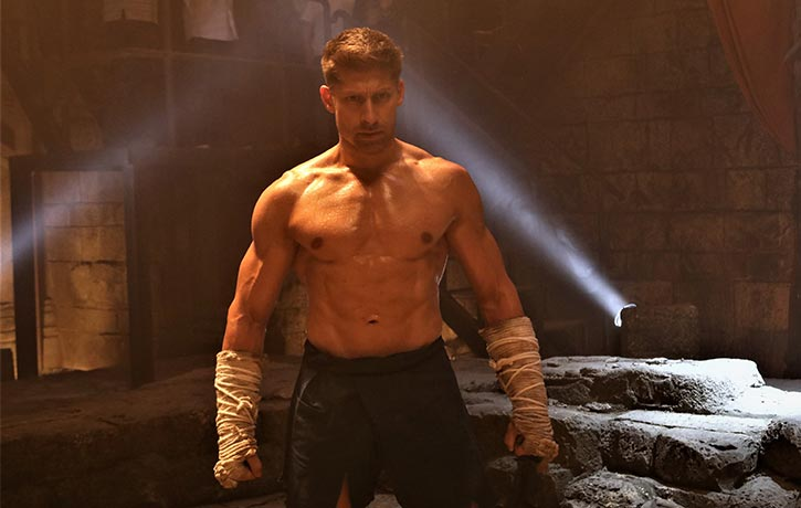 Alain Moussi plays Kurt Sloane