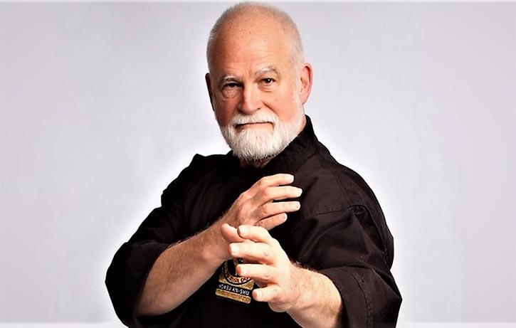 An Shu Stephen K Hayes The Real American Ninja