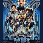 Black Panther film poster