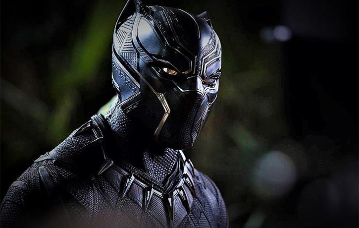 Black Panther protector of Wakanda