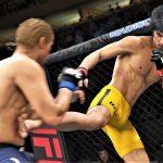 EA Sports UFC 3 - Kung Fu Kingdom