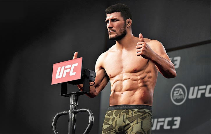 Michael Bisping weighs in for his next challenge
