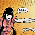 Fang Chi emanates her...CHI!
