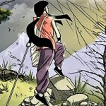 Fang Chi makes her journey alone