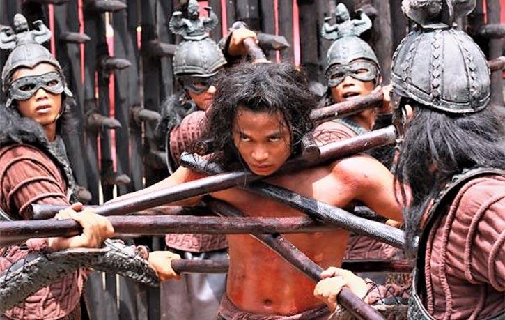 Tien is mercilessly tortured by his captors