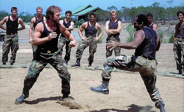 Top 10 Chuck Norris Movie Fight Scenes Kung Fu Kingdom 770x472