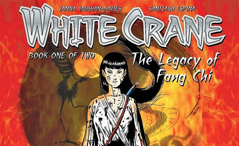 White Crane The Legacy of Fang Chi Kung Fu Kingdom 770x472