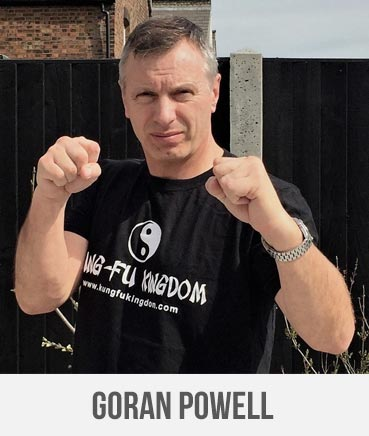 GORAN POWELL - Hall of Fame