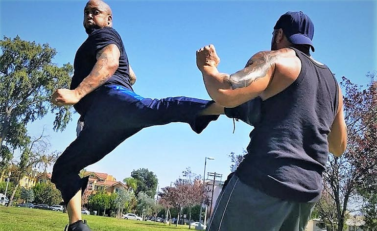 Interview with R. Marcos Taylor Kung Fu Kingdom 770x472