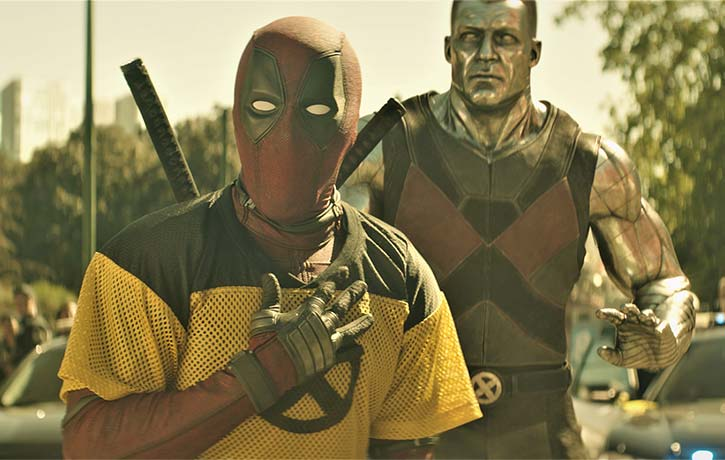 Deadpool is officially a trainee for the X Men