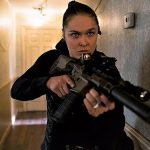 Ronda Rousey in Mile 22 - Kung Fu Kingdom