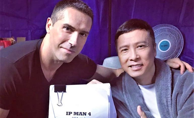 Scott Adkins Donnie Yen Ip Man 4 Kung Fu Kingdom 770x472