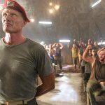 Scott rallies the troops
