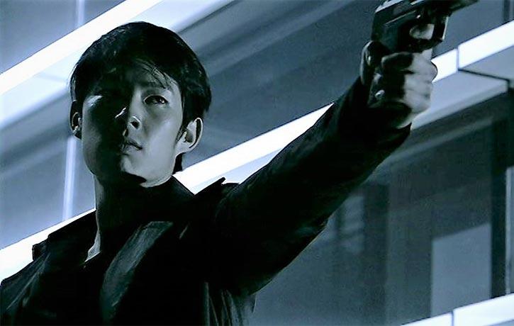 Vanness Wu stars as Officer Wang Sun Ho