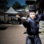 William Feng Shaofeng stars as Yuchi Zhenjin