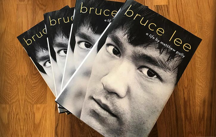 Bruce Lee A Life 600 plus pages of heavyweight hardback excellence