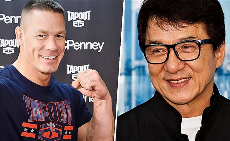 Jackie Chan John Cena board Project X Kung Fu Kingdom 770x472