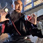 Martial arts movie veteran Yen Shi kwan stars as the wicked Hin hung