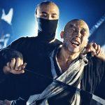 Veteran Hong Kong martial arts actor Hsiao Ho plays Disfigured Swordsman