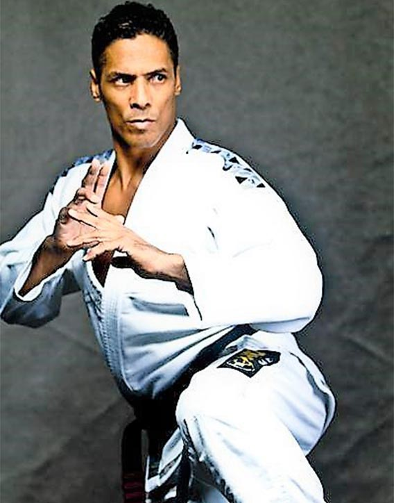 Class is in session with Taimak