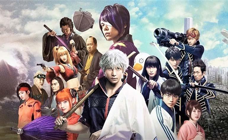First Trailer for Gintama 2 Arrives Online Kung Fu Kingdom 770x472