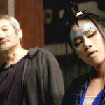 Is Ma Sichun directing Tsui Hark in this photo