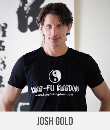 Josh Gold - Kung Fu Kingdom