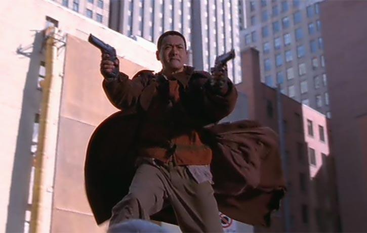 Monk fu gun fu