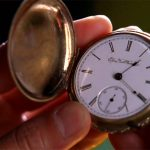 Ryan's pocket watch is the last thing he has from his father