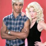 Taimak as Dalton the stage production of the cult classic Road House