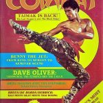 Taimak has graced the cover of many martial arts magazines over the years