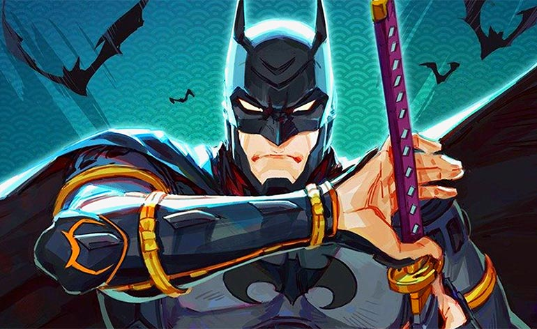 Batman Ninja 2018 Kung Fu Kingdom 770x472