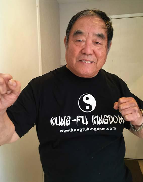 Fumio Demura features on KFKs Hall of Fame