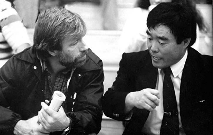 Karate Legends Two Fumio Demura Chuck Norris