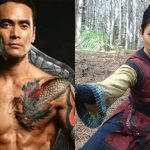 "Mark Dacascos and JuJu Chan board ""Wu Assassins""! - Kung Fu Kingdom"