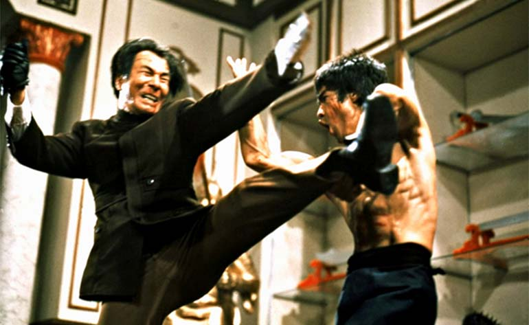Top 10 Bruce Lee Movie Fights - Kung Fu Kingdom