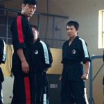 Master Li teaches his students a doctrine of no mercy