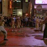 Street showdown