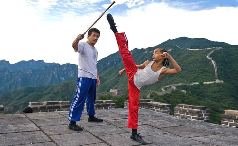 The Karate Kid (2010) - Kung Fu Kingdom