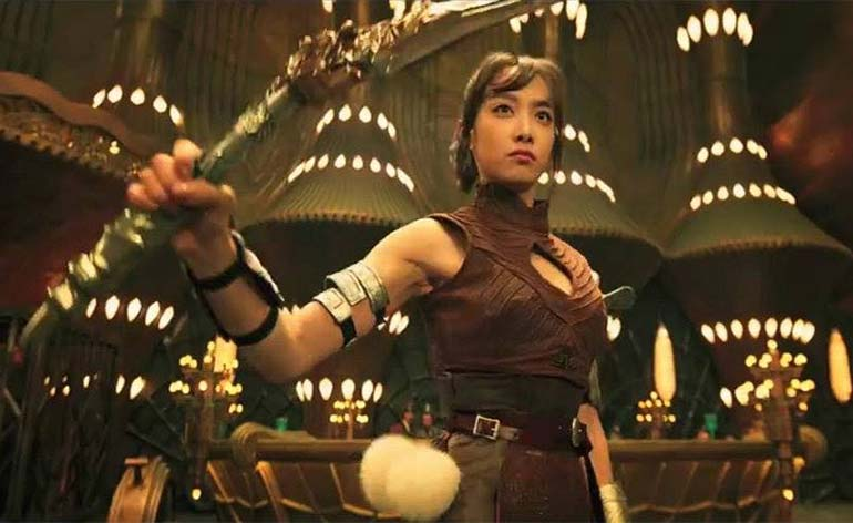 Trailer For Legend Of The Ancient Sword Debuts Online Kung Fu