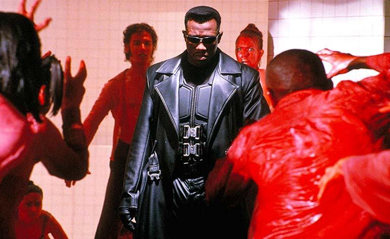 Wesley Snipes Teases The Return of Blade! - Kung Fu Kingdom