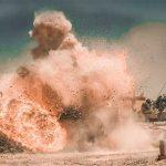 A REDdy explosion