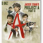 Project A Part II Blu ray