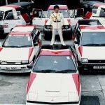 Promoting Mitsubishi cars as Dragon Ma